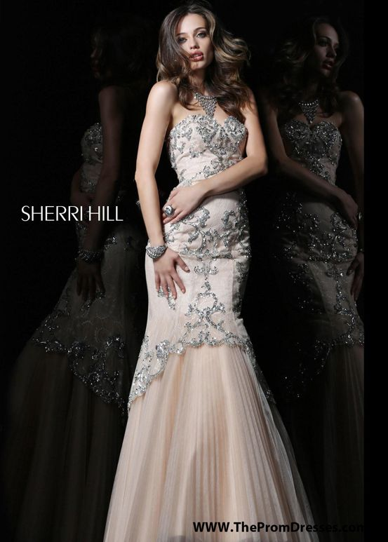 Sherri hill 21058 art deco 1920 39 s great gatsby wedding for The great gatsby wedding dresses