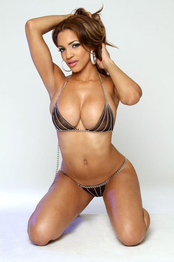 Quickly Gorgeous bikini latinos consider, that