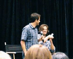 Tumblr gif. jared hates the word 'moist.' who doesnt?