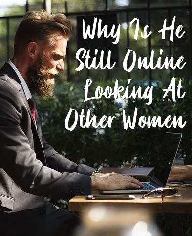 signs a guy likes you online