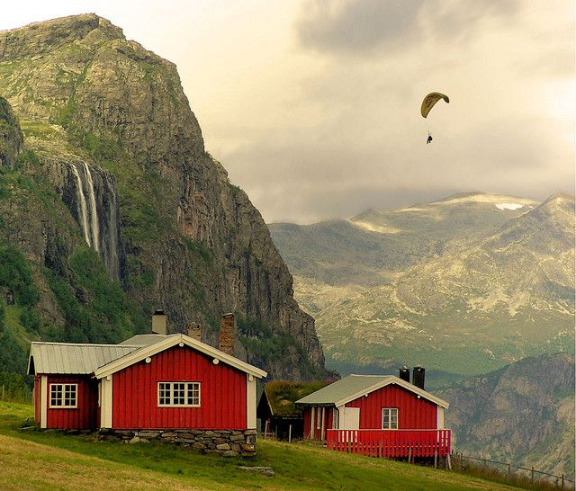 Hemsedal is a municipality in the county of Buskerud, Norway. Hemsedal is the second largest ski resort in Norway and has the largest number of millionaires per capita