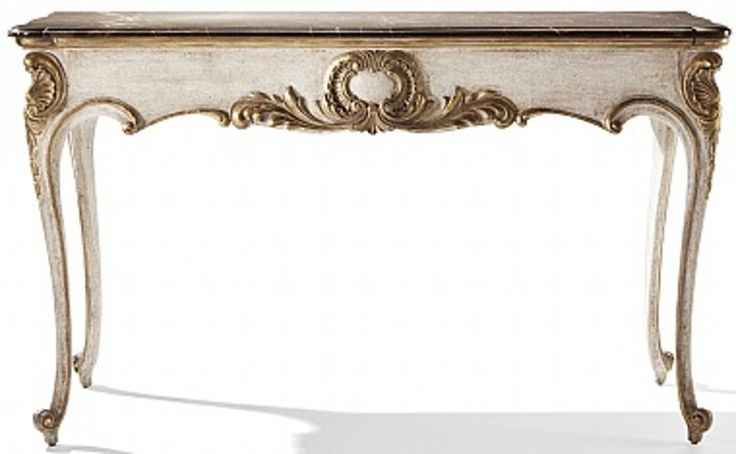 St Dennis Console  Traditional, Transitional, Wood, Console Table by Ebanista