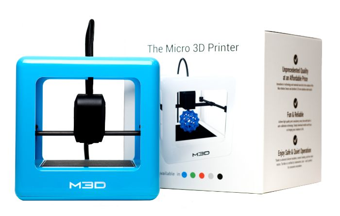 M3D - Micro 3D printer is the Next Generation 3D Printer