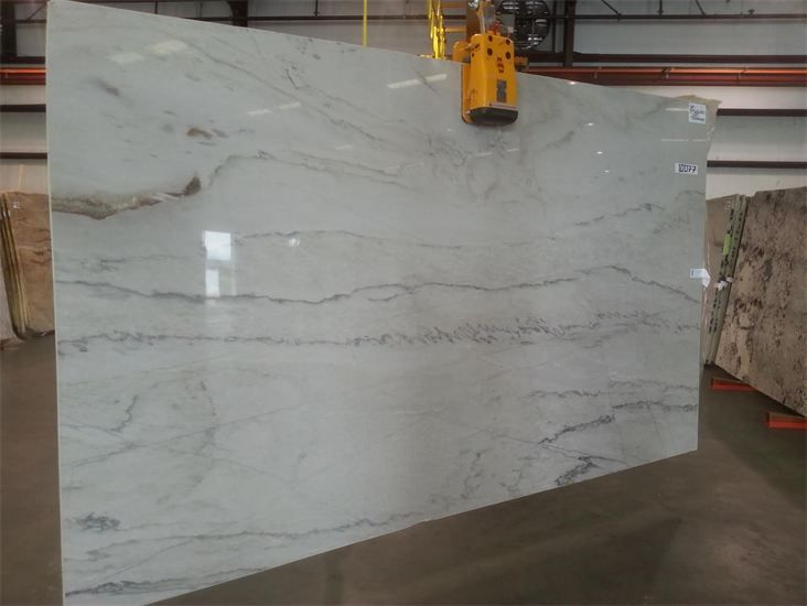 White Macaubas Quartzite For Kitchen And Bathroom