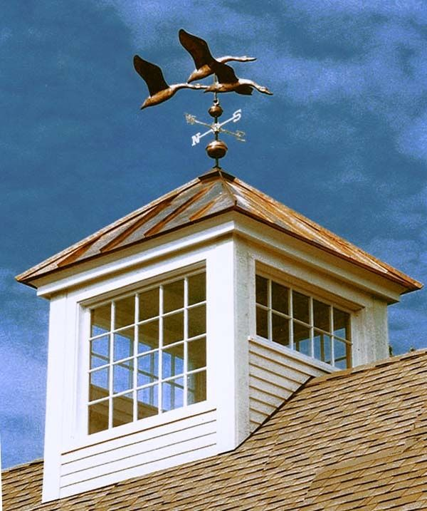 17 best images about weathervanes on pinterest west for Pictures of houses with cupolas