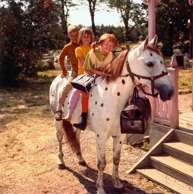 Índios e Cowboys: Tudo sobre a Pippi das Meias Altas