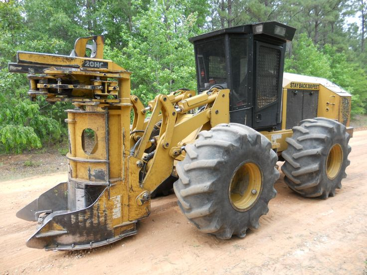 logging equipment | used forestry equipment