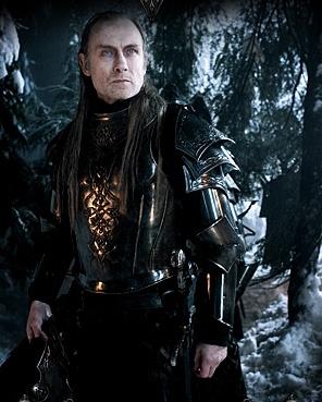 Underworld ~ Viktor kind of looks like an Elven King!