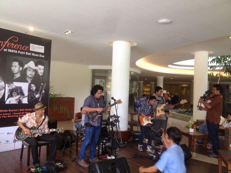 #BaliBluesFest2015 #PeninsulaIsland #NusaDua #Bali #Balawan