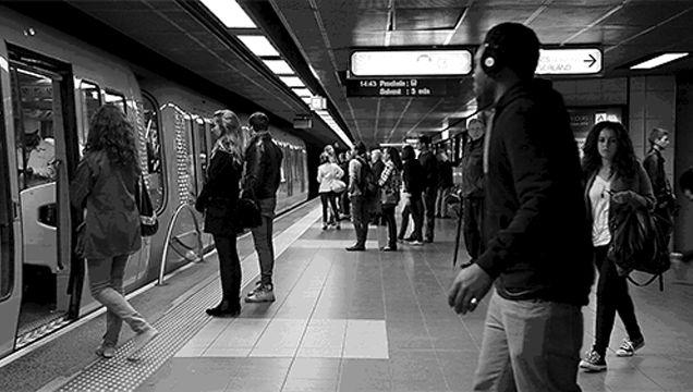 GIFs perfeitos metro lyon
