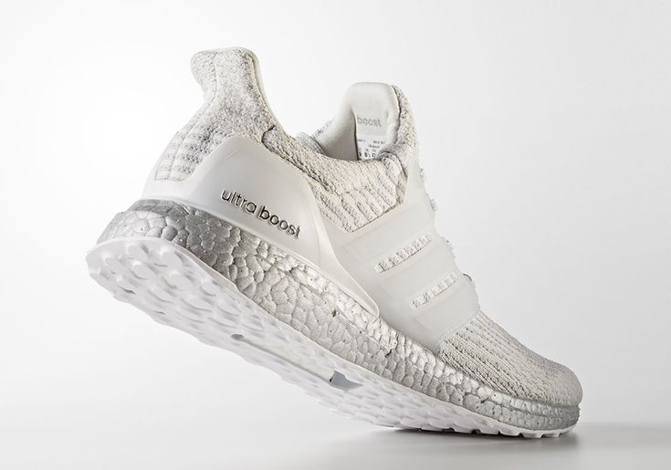 adidas Ultra Boost Silver Midsole BA8922 | SneakerNews.com