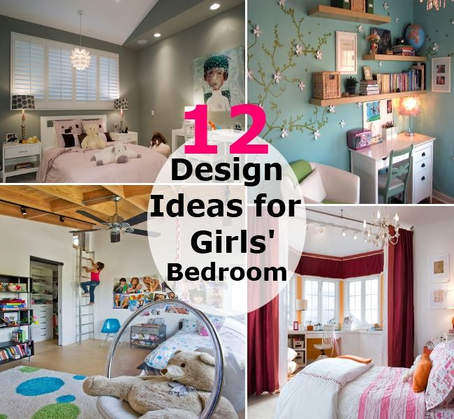 Simple design ideas for girlsa bedroom diy home things - Room stuff for a teenage girl ...