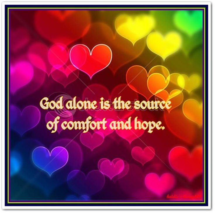 PSALM  147:11  -  The Lord delights in those who fear him,  who put their hope in His unfailing love!
