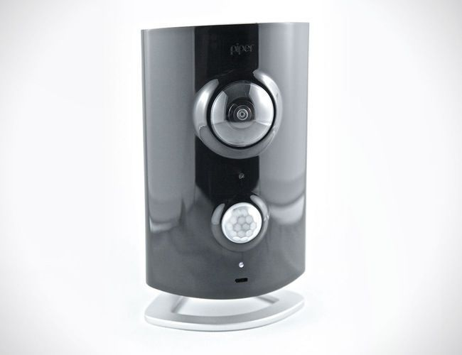 Piper Home Security >> Piper Home Security Camera Can Be Controlled From You Smartphone A