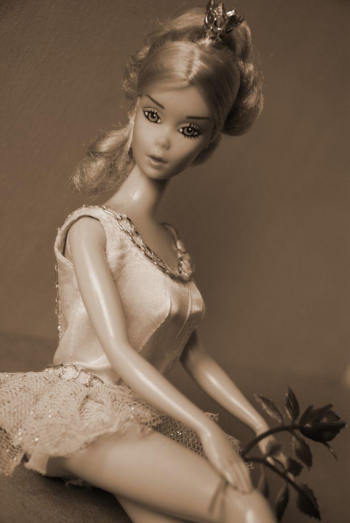 Barbie Ballerina - versione puntini rossi