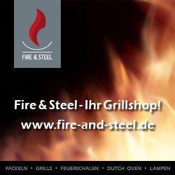 Fire & Steel Grillshop
