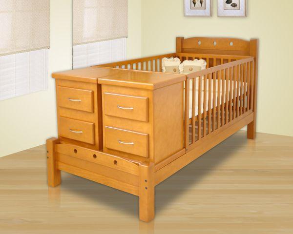 M s de 25 ideas incre bles sobre cunas de madera en for Cunas para bebes de madera