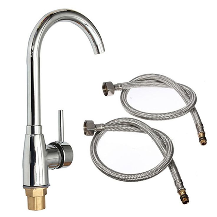 Best Promotion New Bathroom Bathtub Faucet Solid Brass Chrome Kitchen Basin Sink Mixer Tap High Quality