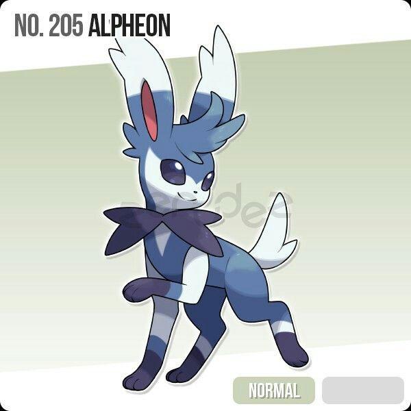 Alpheon, Pokemon- (Fairy-male Eevee evolves with Shiny ...