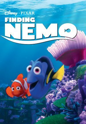 FINDING NEMO!!!! ... Just keep swimming!!