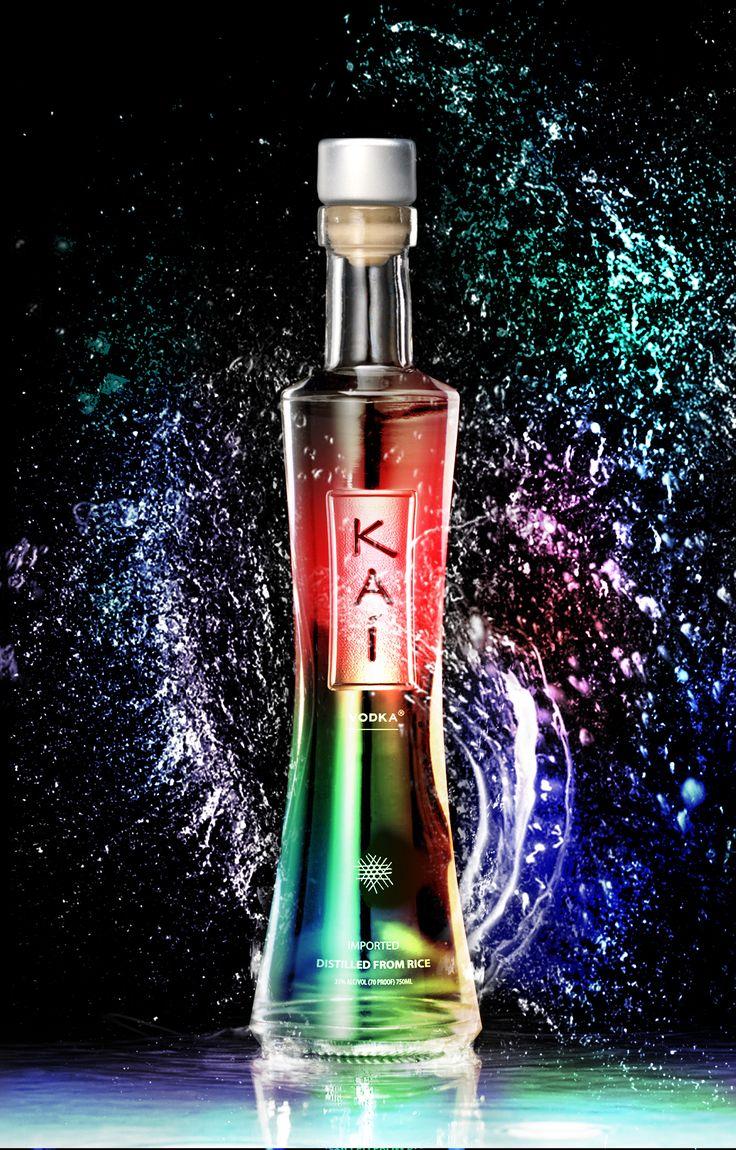 Kai Vodka(Photo Manipulation)