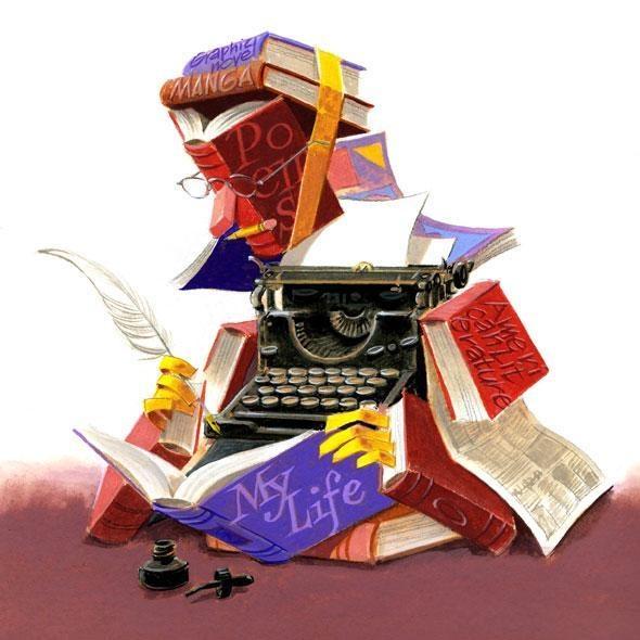 Literature - John Manders