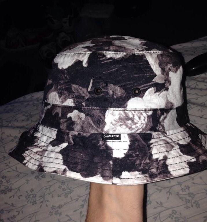 Supreme Pcl Crusher Bucket Hat M/L Black Hennessy Tnf Thunderbird Raekwon Dipset 159.99