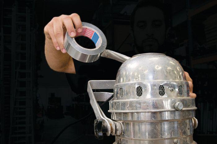 Αυτοκόλλητη ταινία αλουμινίου Tesa® 50565 - saragoudas.gr