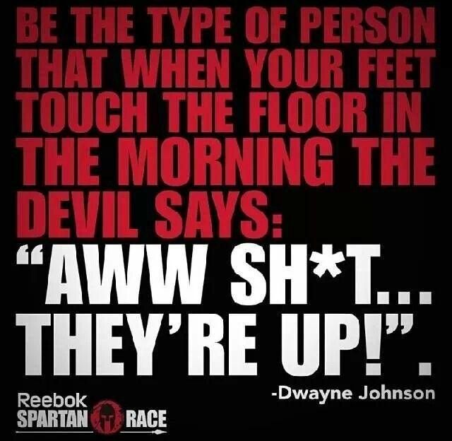 Dwayne Johnson Quote