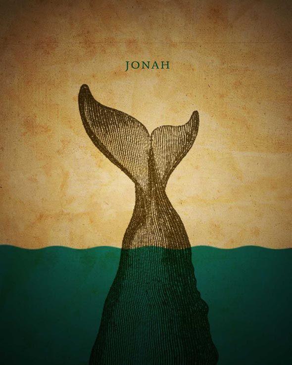 jonah + the whale | GRAPHICS | Pinterest