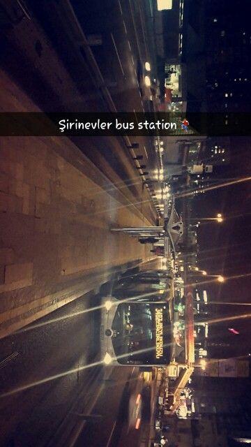 İstanbul, İstanbul konumunda Ataköy - Şirinevler Metro İstasyonu