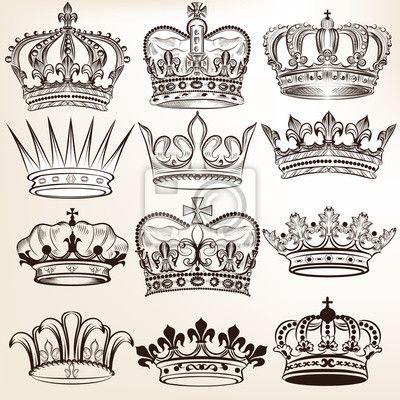 coroa de rainha - Pesquisa Google