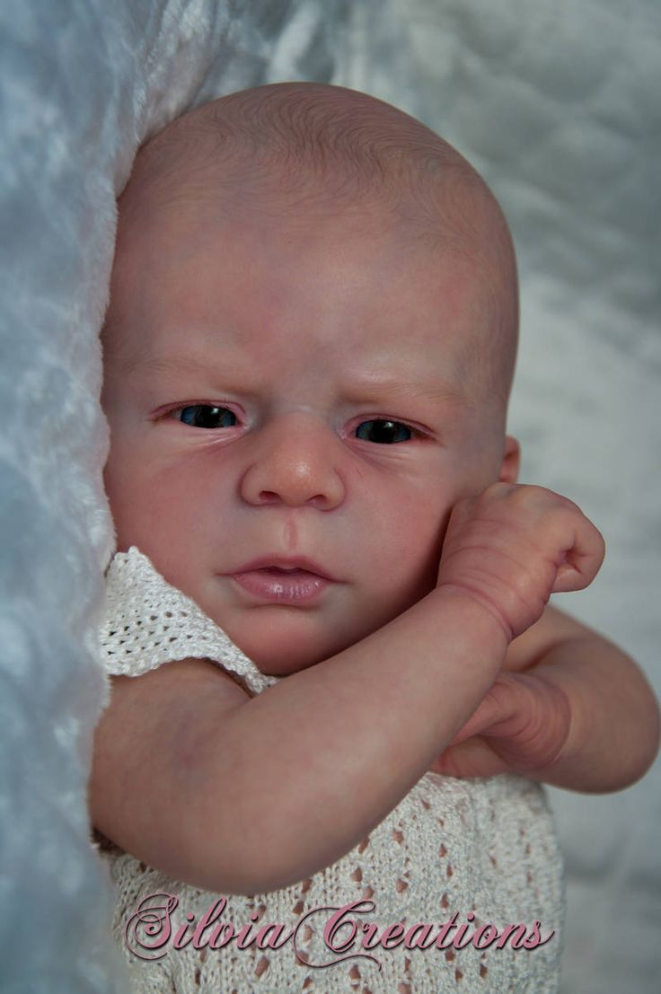 This is a doll follow the links to more pics there are some details that revela that it39s just for Reborn doll images