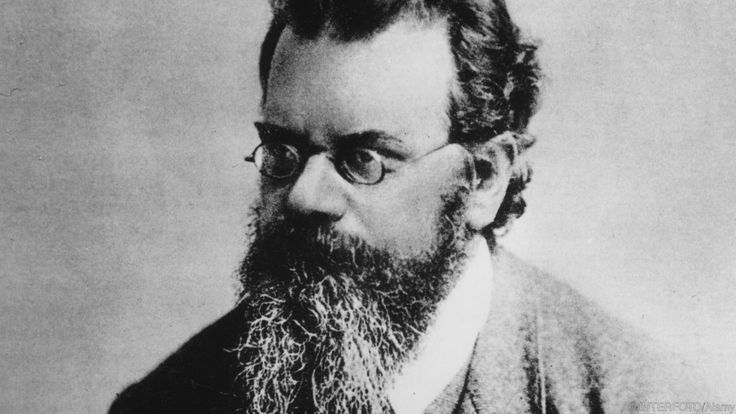 Ludwig Boltzmann (Credit: INTERFOTO/Alamy)