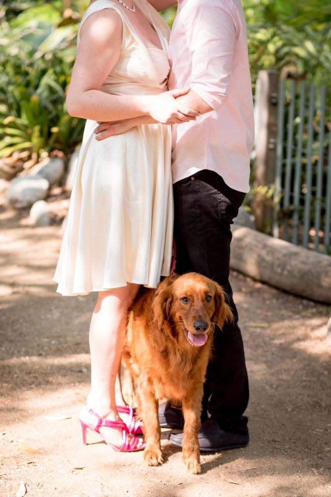 Casey Jake Engagement Ucla Mildred E Mathias Botanical Garden With Images Cute Dogs And Puppies Botanical Gardens Botanical