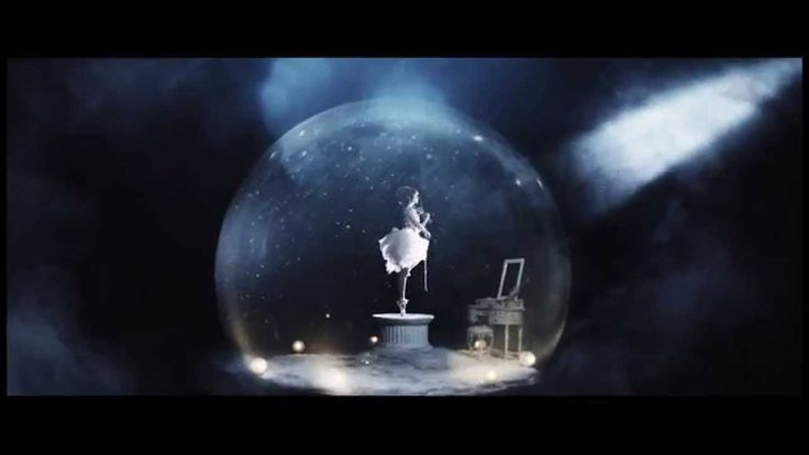 """Shatter Me Featuring Lzzy Hale - Lindsey Stirling """"If I break the glass, then I'll have to fly, there's no one to catch me if I take a dive"""""""