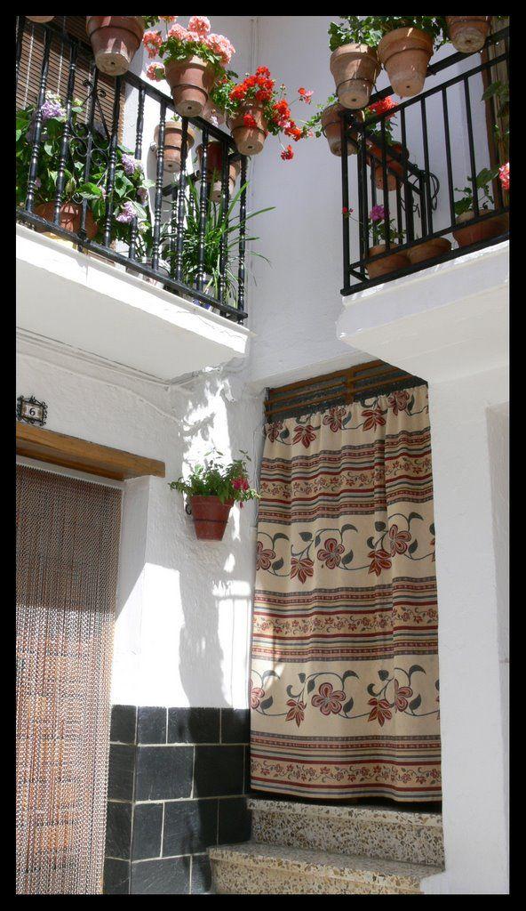 Trevélez, La Alpujarra Granada Spain
