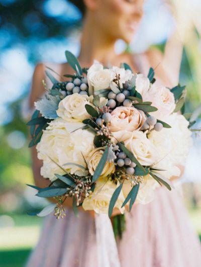 Elegant bouquet: http://www.stylemepretty.com/destination-weddings/2015/04/24/whimsical-elegant-backyard-wedding-inspiration/ | Photography: Wendy Laurel - http://www.wendylaurel.com/