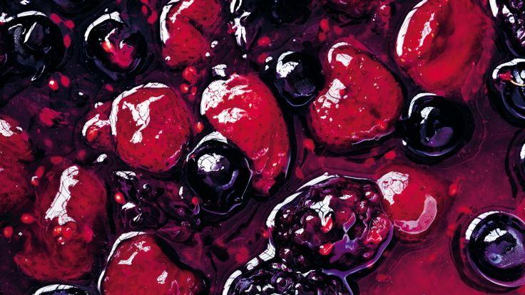 Rødgrød fra Almanak