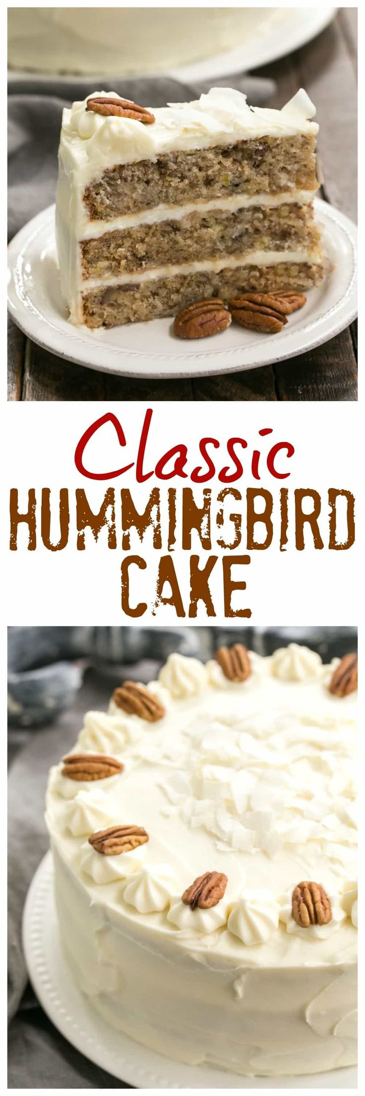 3237 Best My Place Images On Pinterest Baking Center Cooking Food Makaroni Rasa Banana Taro Classic Hummingbird Cake With Coconut A Dense Chock Full Of Pecans