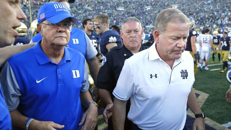Notre Dame Fighting Irish coach Brian Kelly promises to evaluate 'every position' after 1-3 start