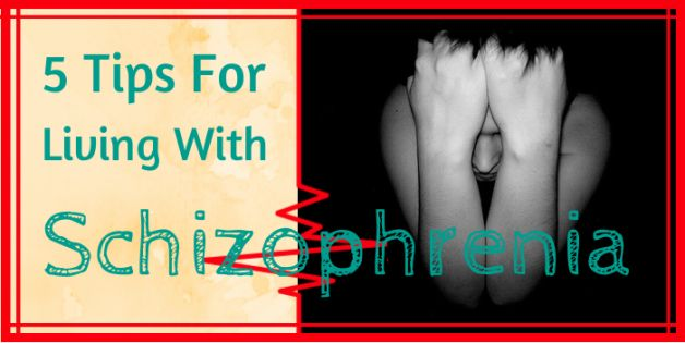 5 Tips For Living With Schizophrenia - Learning to live with #schizophrenia is not something you do once and it's done. It is an ongoing daily, weekly, monthly process of continual improvement. Of modifying and tweaking what works and what doesn't. It takes time and it takes effort. http://www.queenslandmentalhealth.com/living-with-schizophrenia/