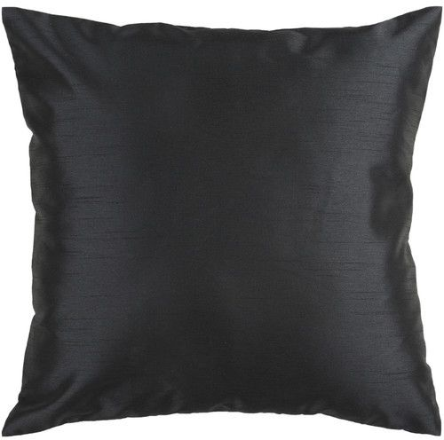 Astoria Grand Appley Solid Luxe Synthetic Throw Pillow