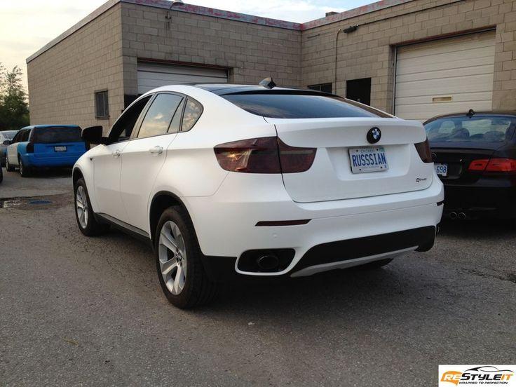 bmw x6 matte white - Google Search   Bmw x6   Pinterest   Bmw x6, BMW and Dream cars