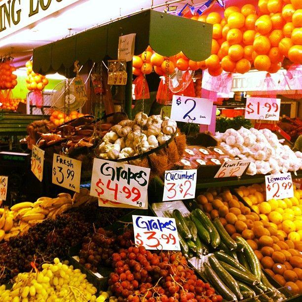 Adelaide Central Market à Adelaide, SA