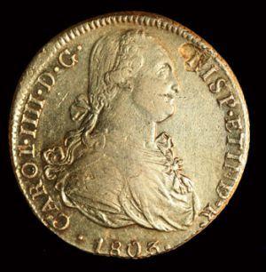 Oro para España: doscientos años después de que un barco inglés la hundiese a cañonazos, la fragata Nuestra Señora de las Mercedes cumple su objetivo y 595.000 monedas de plata y oro llegaron ayer a España.