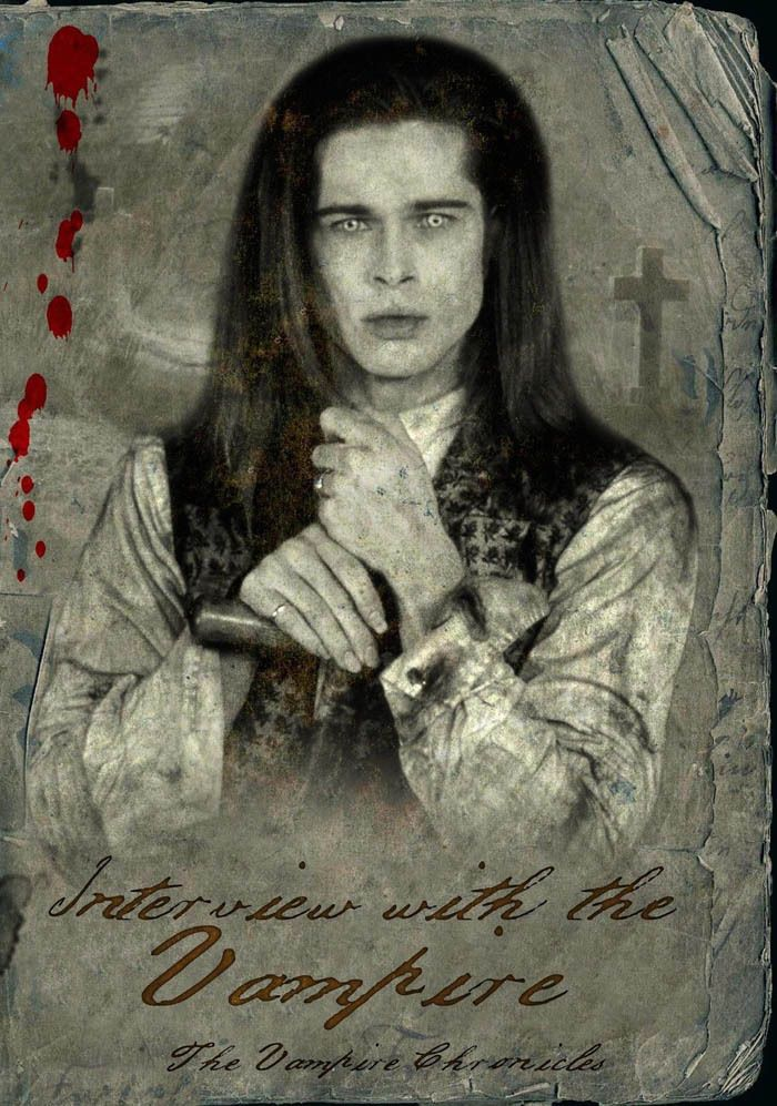 Interview With The Vampire Movie Poster 24in x 36in