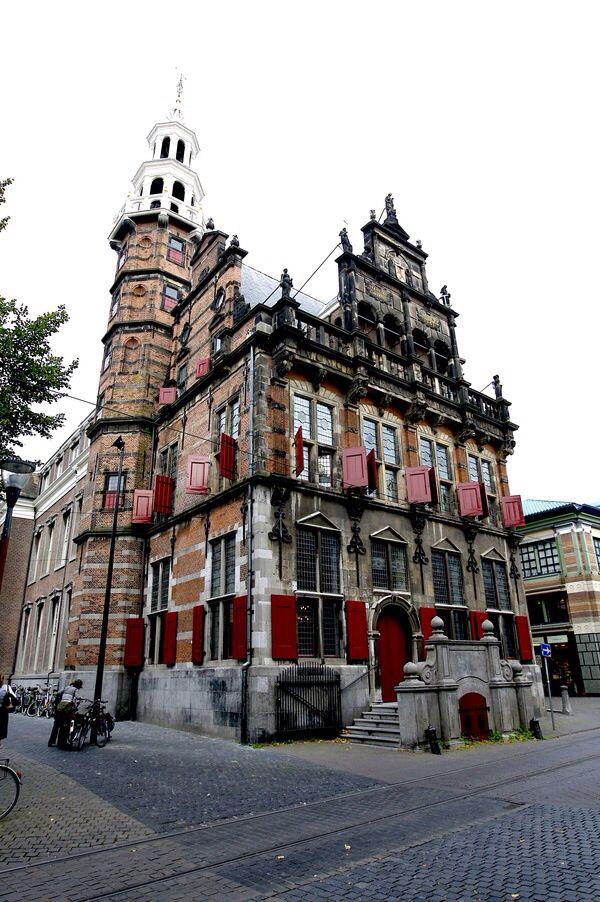 Oude gemeentehuis Den Haag
