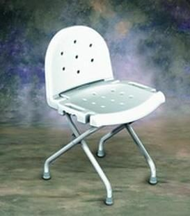 Folding Shower Chair, Portable- Invacare