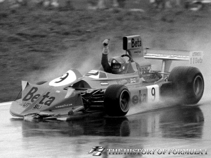 Monza Gorilla in Monza Gorilla's fashion - Vittorio Brambilla - March 751 Ford Cosworth DFV - Beta Team March - XIII Grosser Preis von Osterreich (Österreichring, Zeltweg) - 1975 World Championship for Drivers, round 12